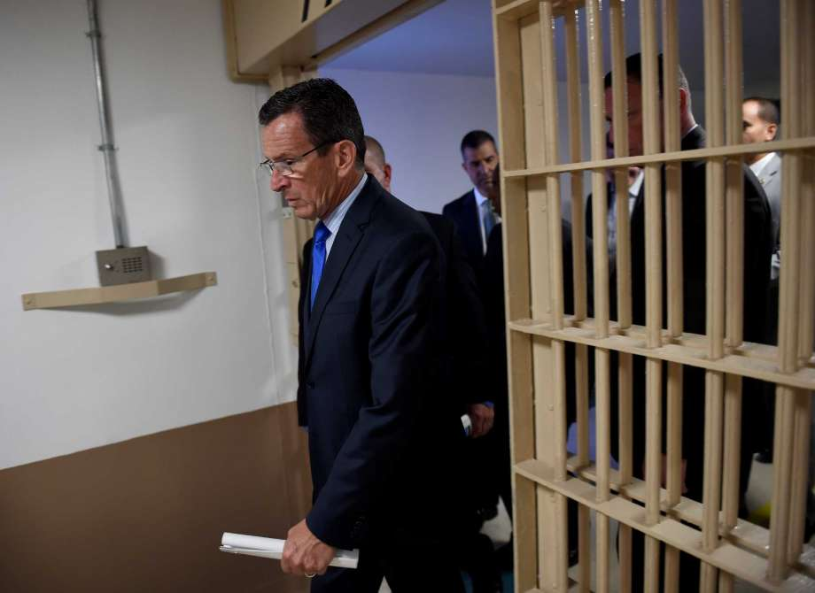 """Malloy announces jobs program for a """"Second Chance Society"""""""