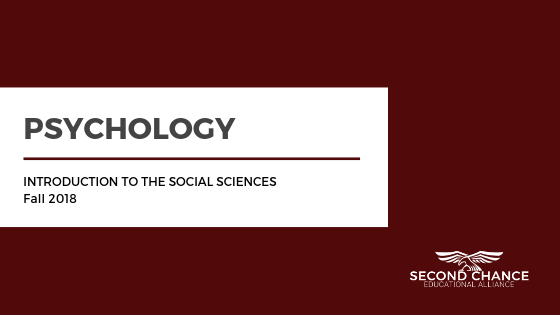 Introduction to the Social Sciences: Psychology